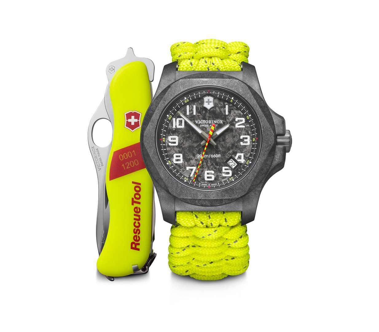 Victorinox I N O X  Carbon Limited Edition Watch - dlmag