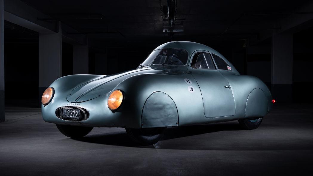 1939 Porsche Type 64: first-ever Porsche to fetch at least