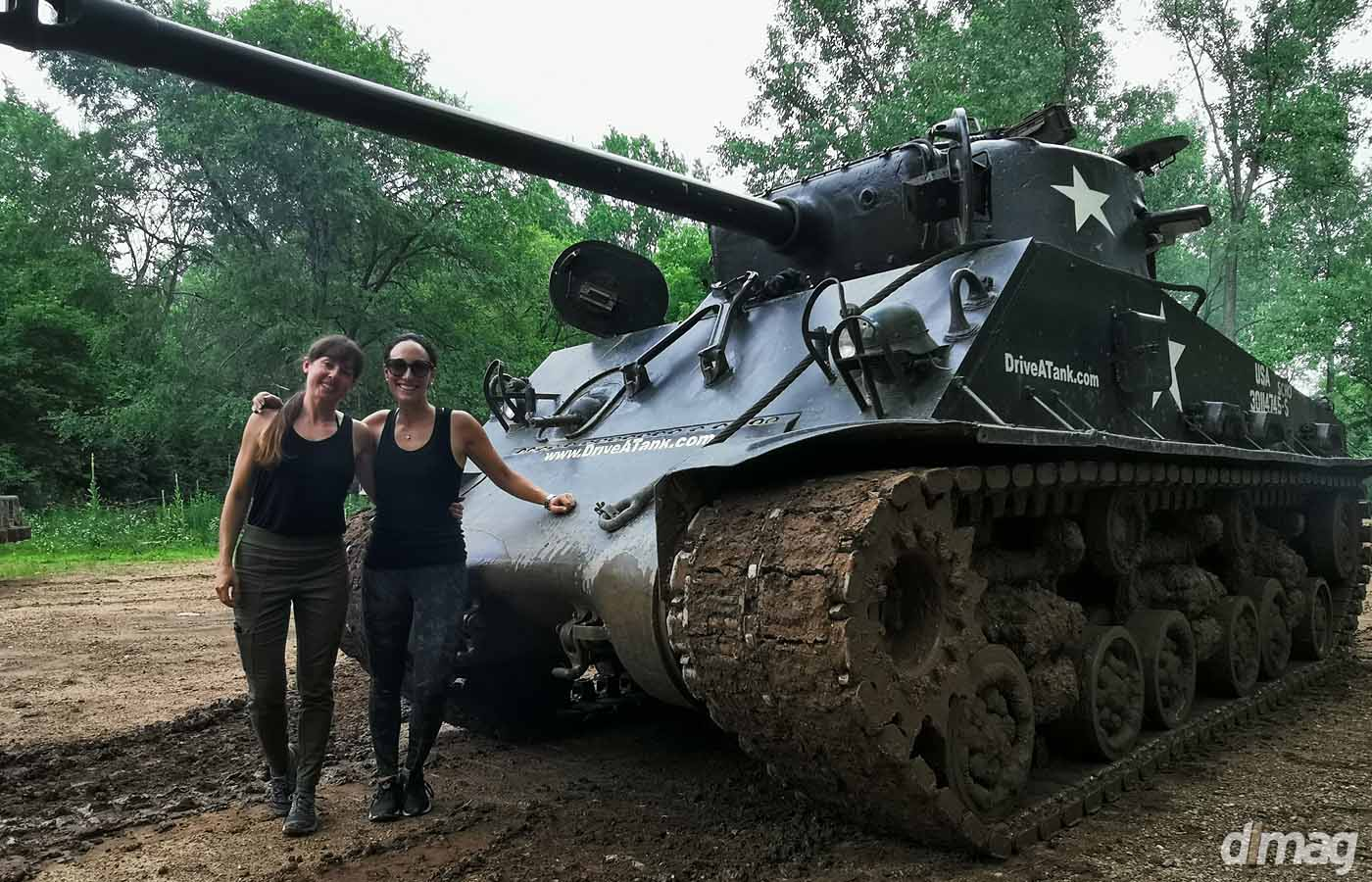 Drive A Tank >> Driving Tanks And Crushing Cars We Did It And It Was An