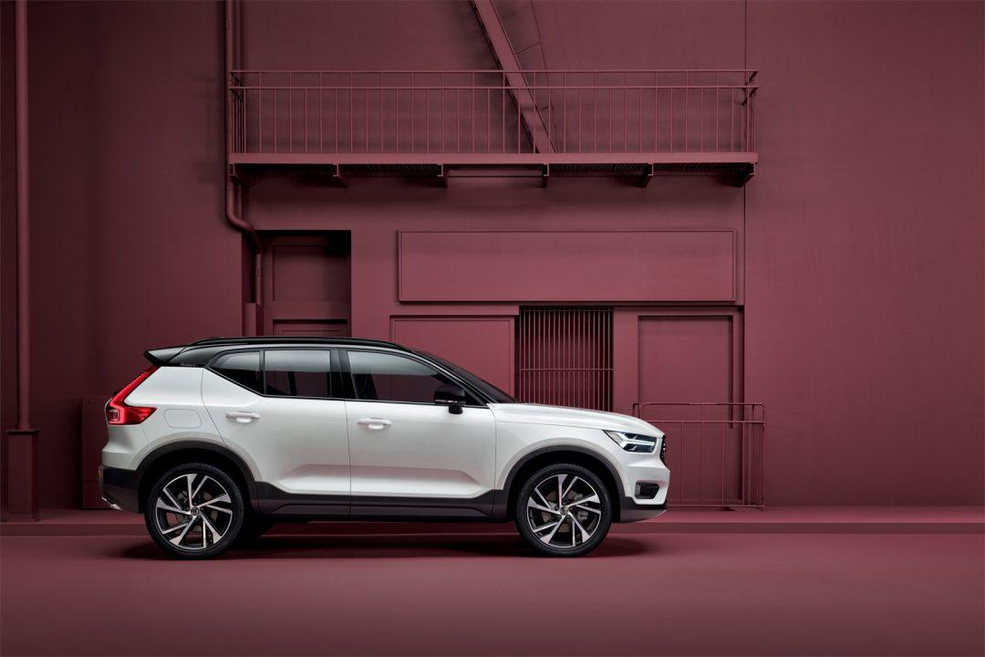 Volvo Xc40 Electric Suv Arrives In October Dlmag