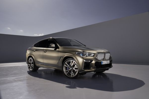 Bmw X6 0 60 >> 2020 Bmw X6 Available V8 Power In Bmw S New Sport Activity