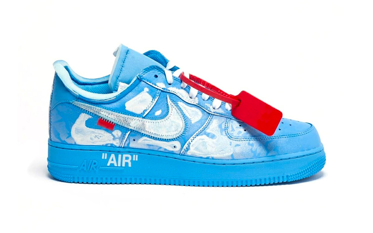 Nike Air Force 1 '07 Inked by Cassius