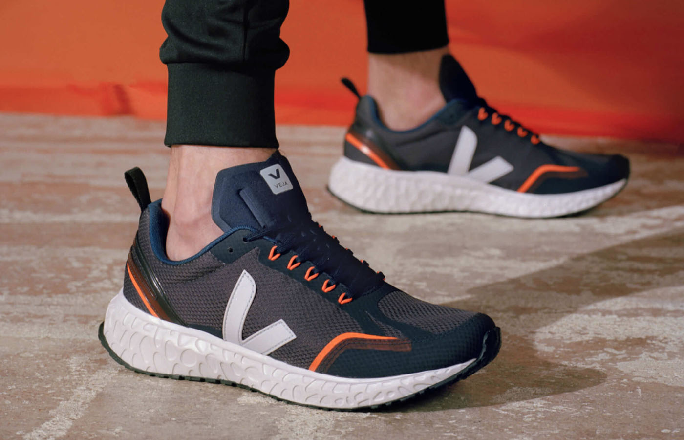 VEJA Condor: eco-friendly running shoe that's made with