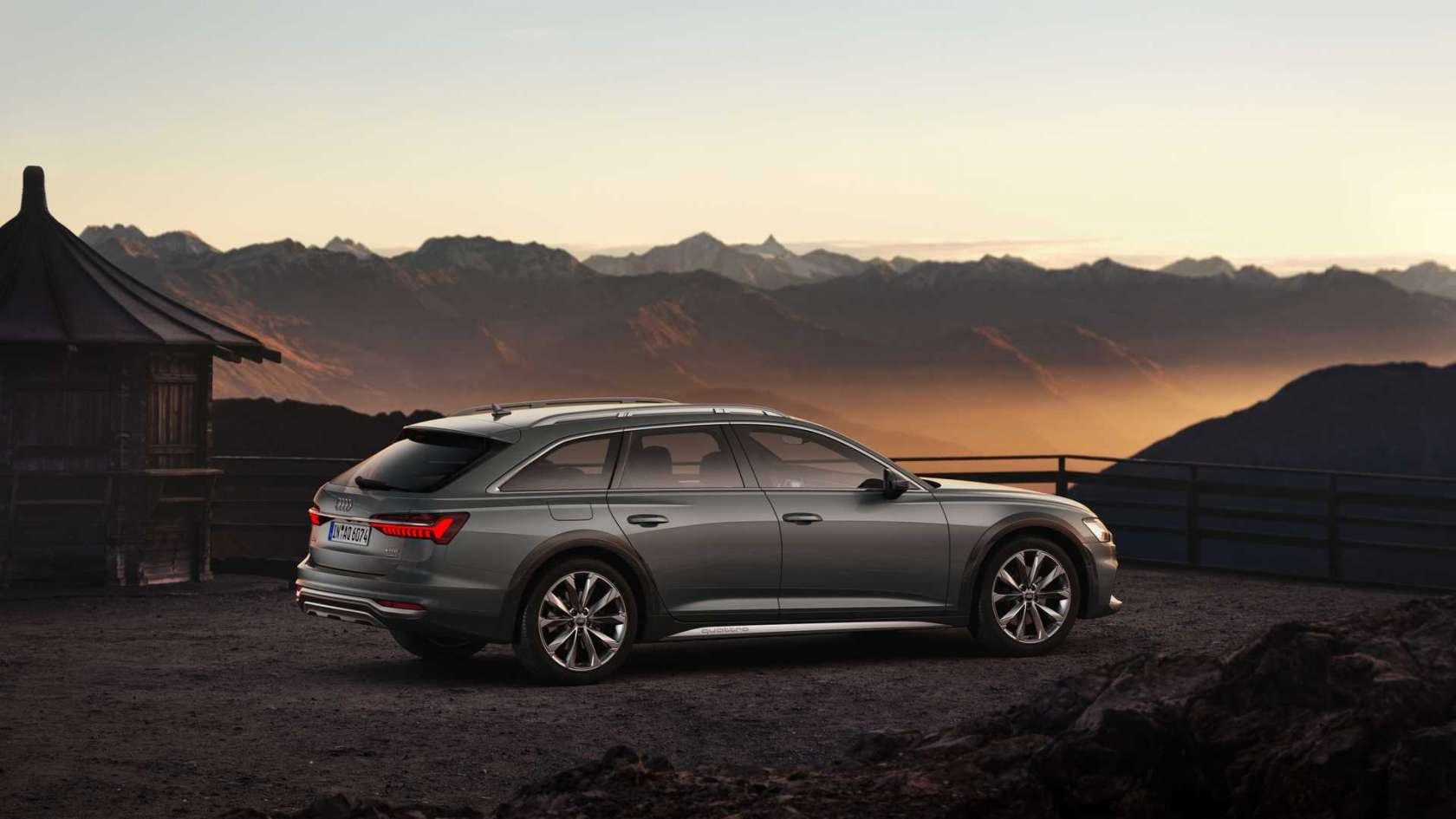 2020 Audi A6 Allroad is also coming to the US! - dlmag