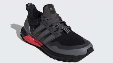 Adidas Ultra Boost All Terrain Black Shock Red E