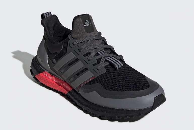 Adidas Ultra Boost All Terrain Black Shock Red E