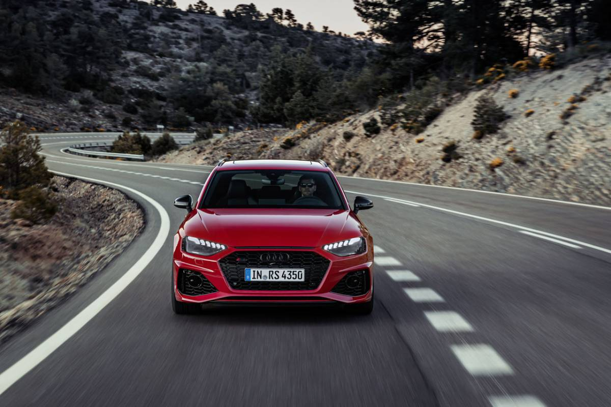 2020 Audi Rs4 Avant Is Not Coming To North America And