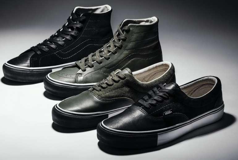 Haven Vans Vault Shoe Collection