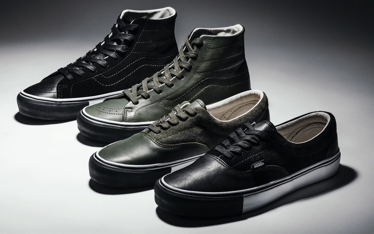 Haven Vans Vault Shoe Collection