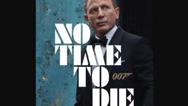 James Bond Movie Daniel Craig No Time To Die Poster Cover