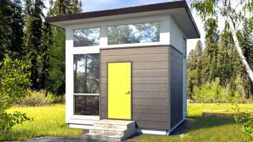 NOMAD Micro Homes Amazon