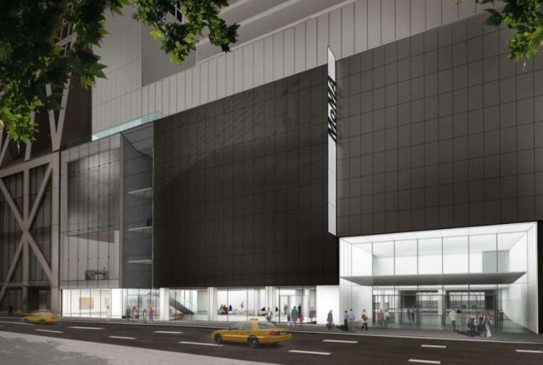 New MoMa Reopening Museum of Modern Art