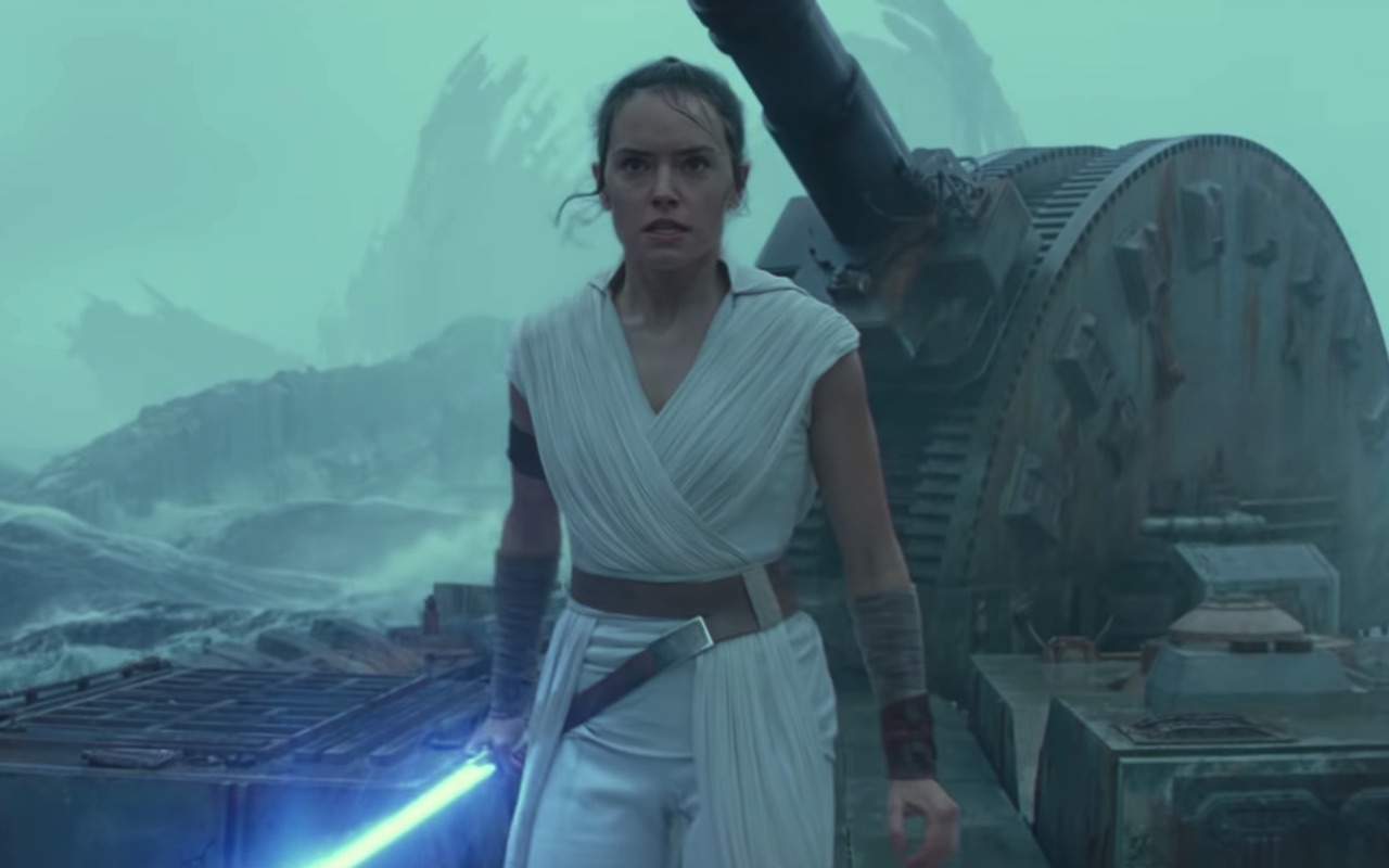 Star Wars Episode Ix The Rise Of Skywalker Final Trailer