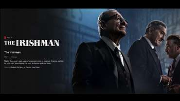 The Irishman Movie Netflix