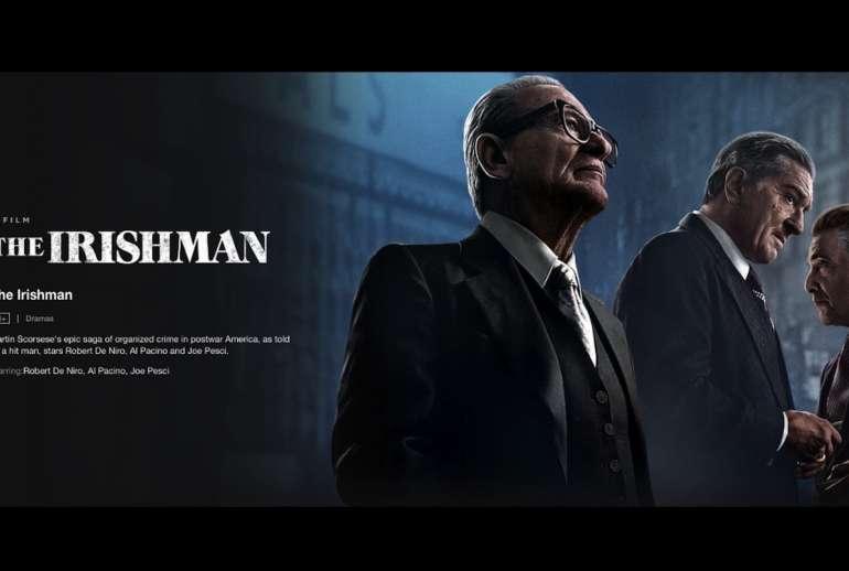 The Irishman Movie Netflix
