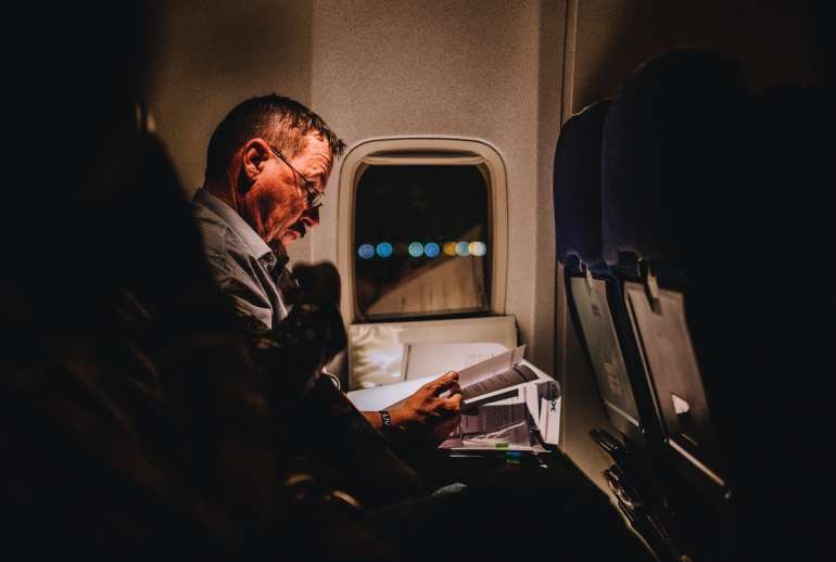 Why You Should Fly Business Class