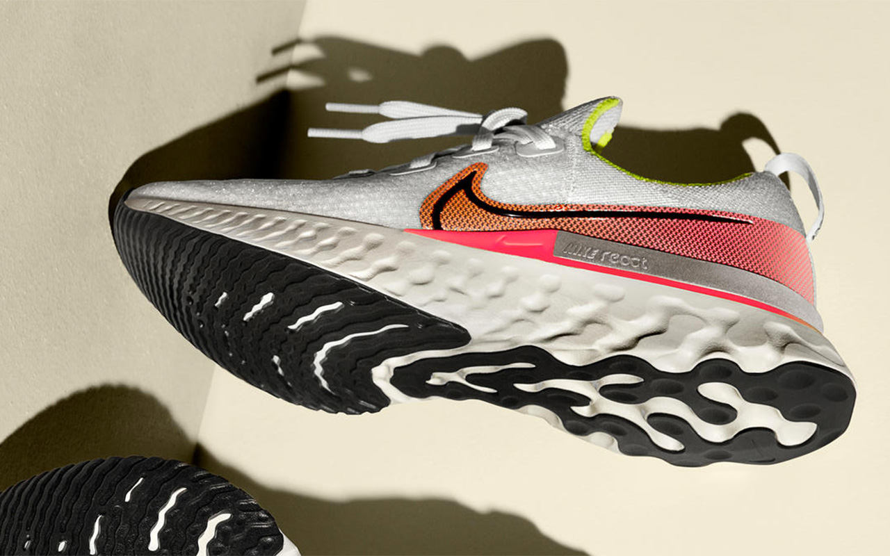 Nike React Infinity Run are shoes for reducing runner injury