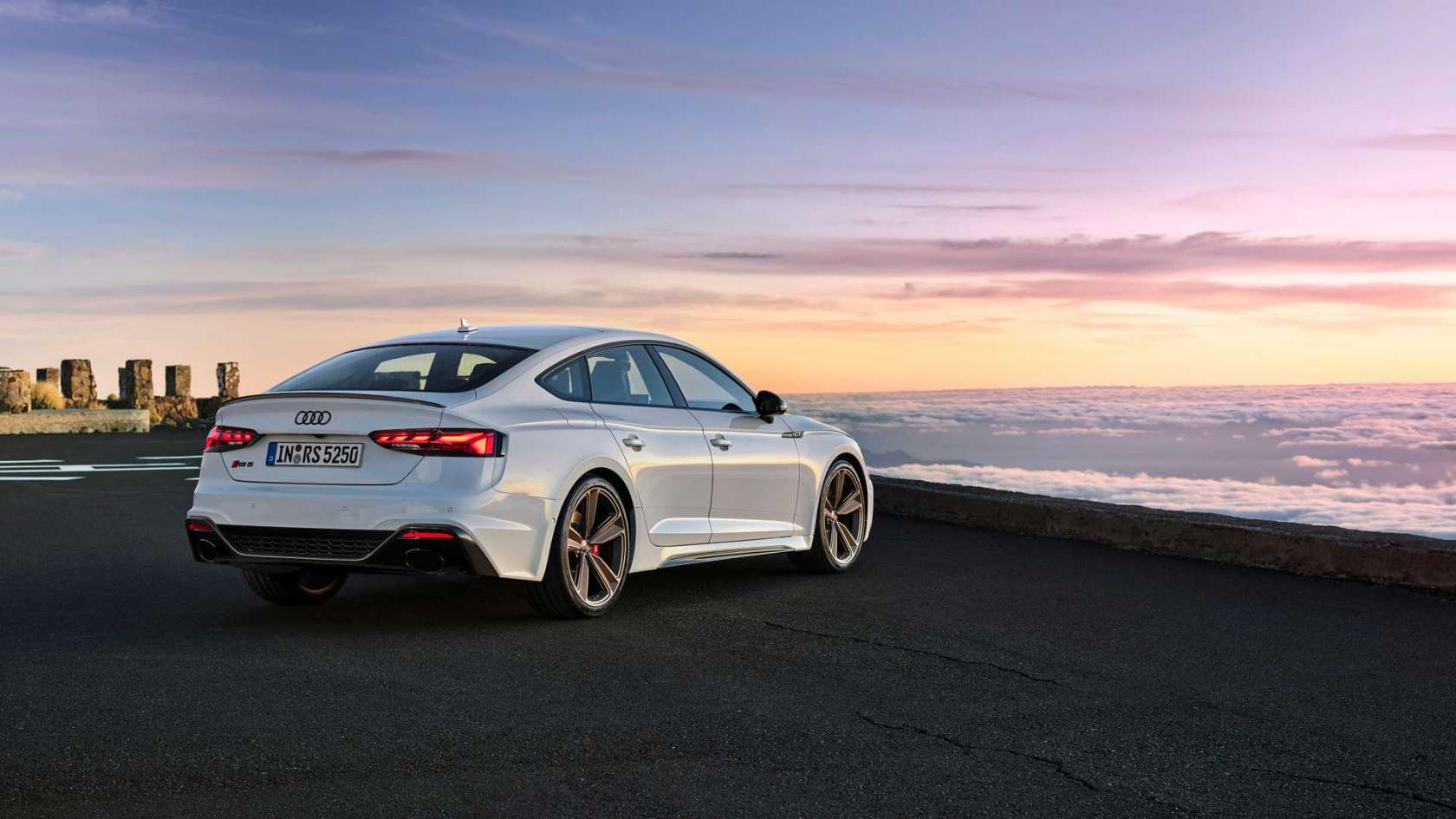 2020 Audi RS5 Coupe and Sportback arrives in Europe with redesigned styling - dlmag