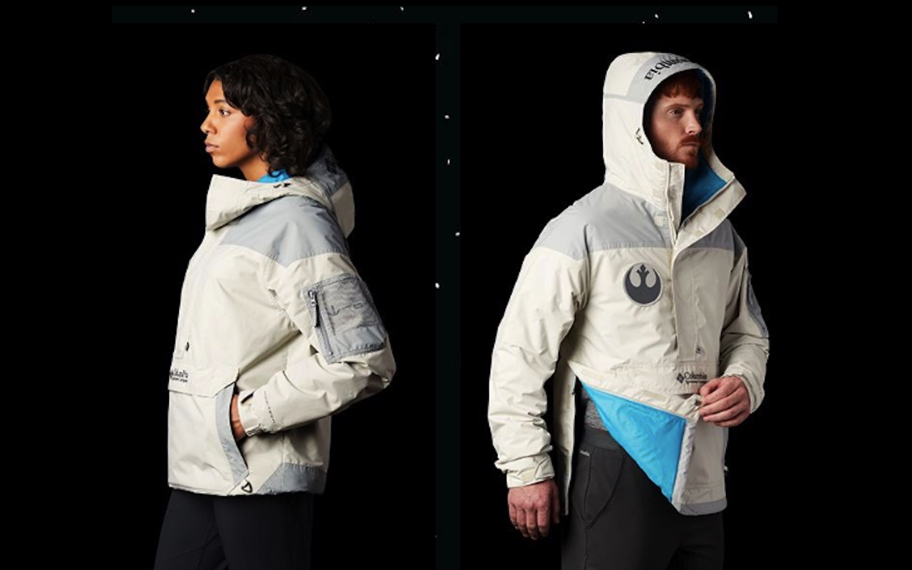 Columbia Star Wars Jacket