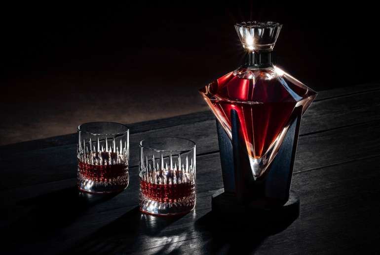Cognac House D'Ussé Limited Edition Barrel