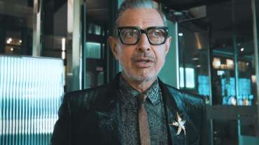 Jeff Goldblum Tiffany and Co Pop-up Shop