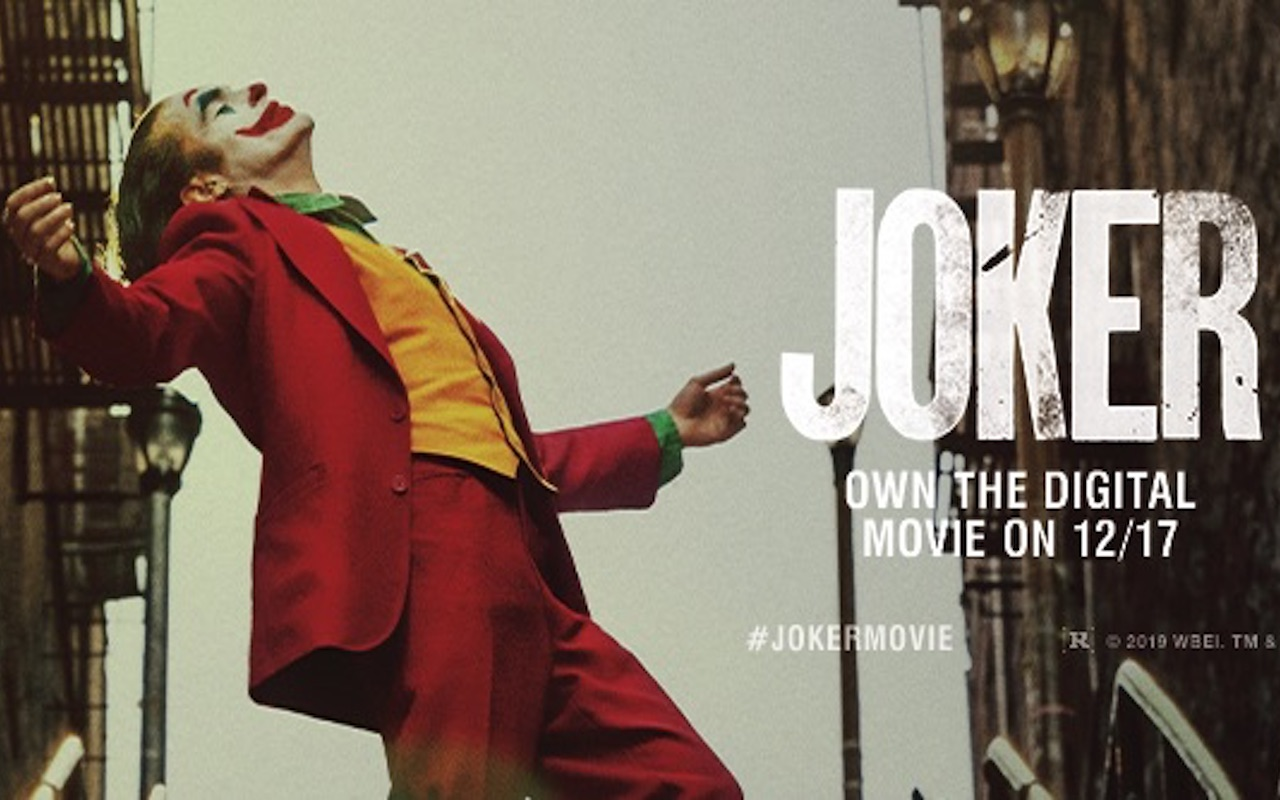 Joker Digital Release