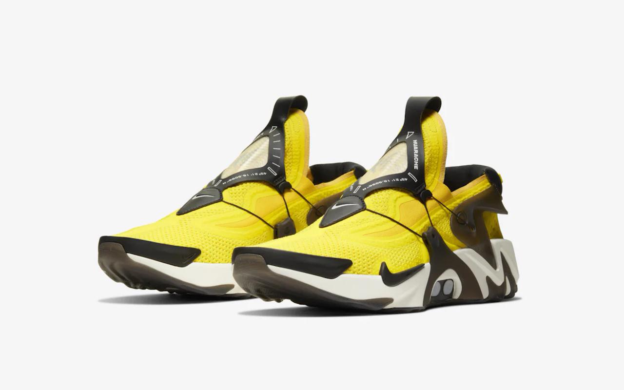 Nike Adapt Huarache is a new auto