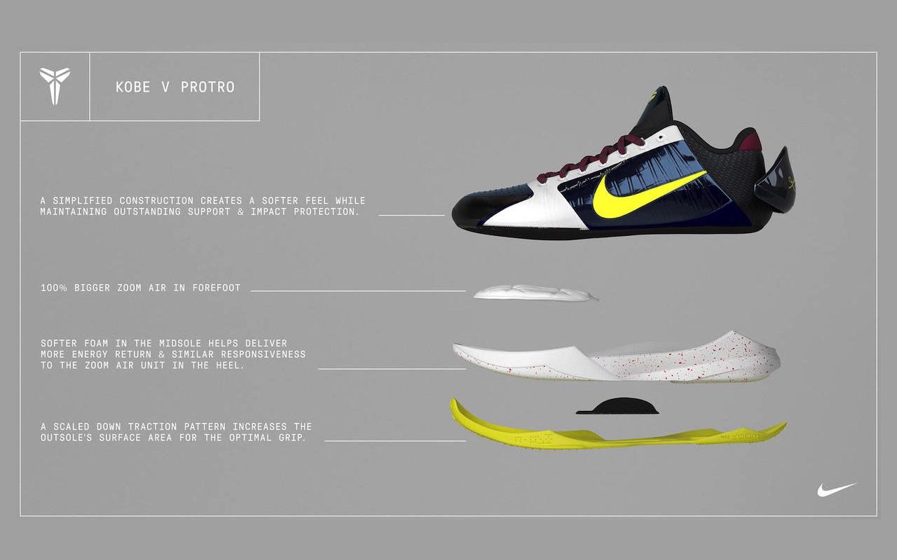 Nike KOBE V Protro Chaos