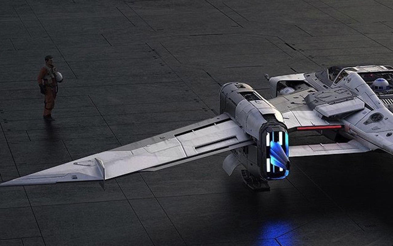 Porsche, Lucasfilm collab brings the Star Wars Tri,Wing S