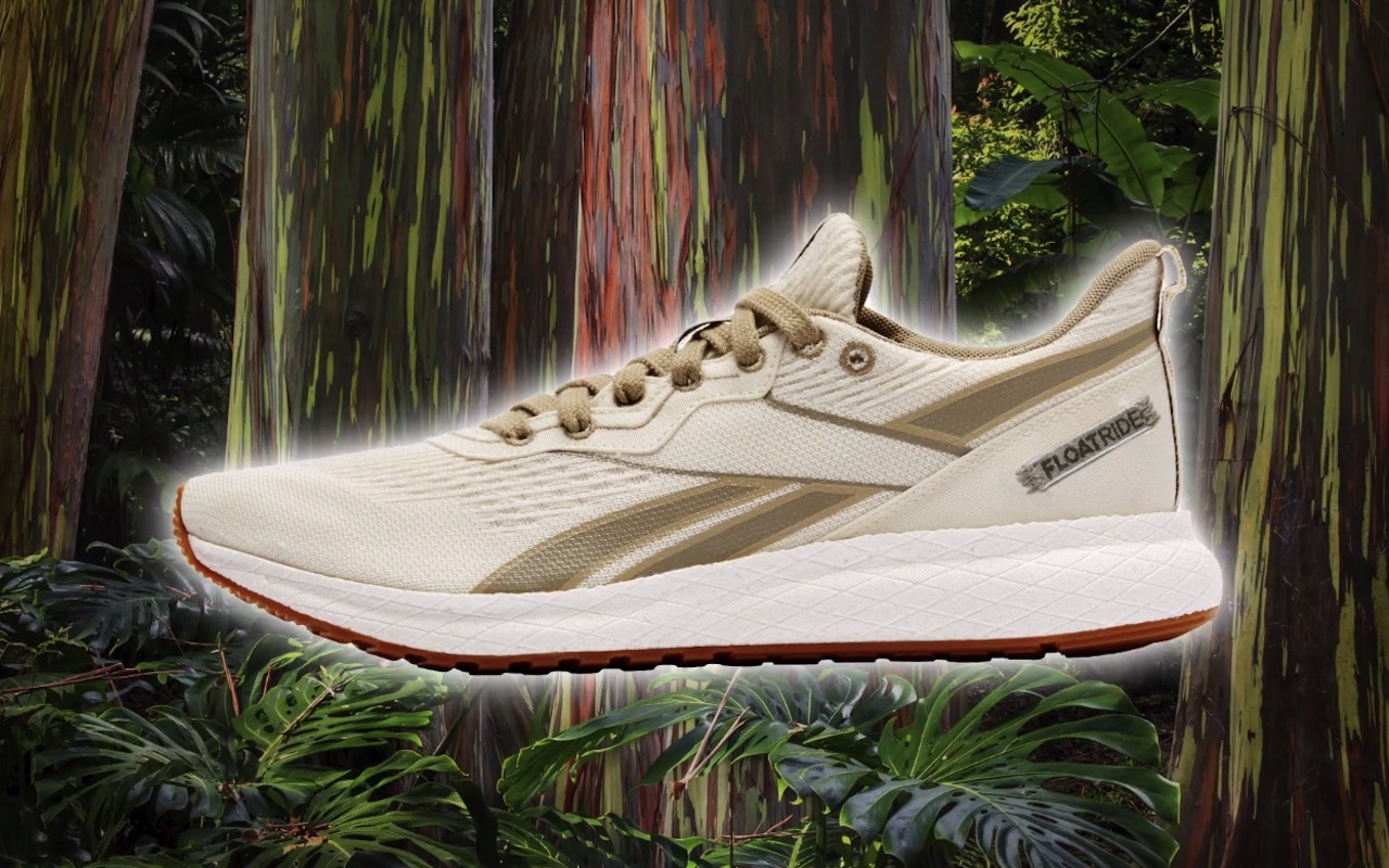 Reebok Plant Based Running Shoes Launch
