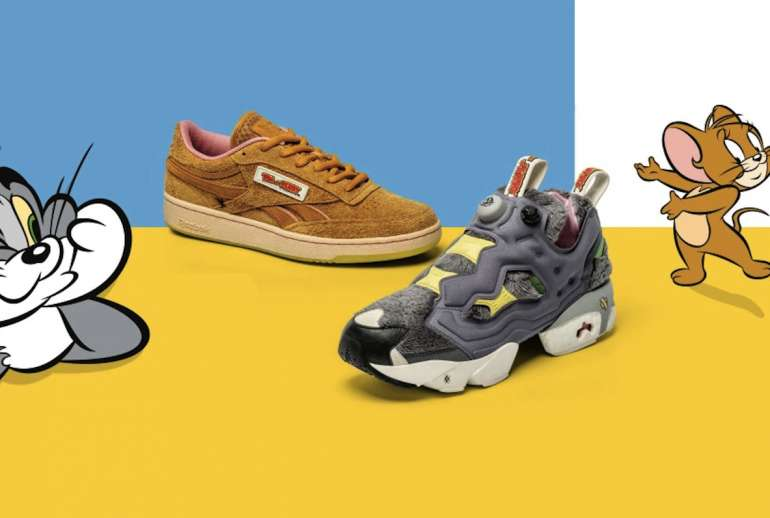 Reebok Tom and Jerry Collection