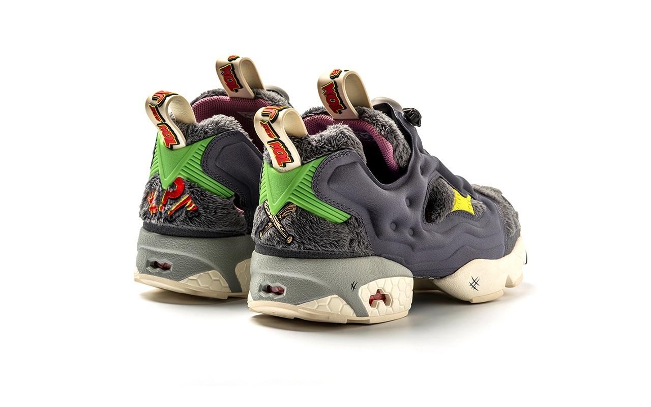 Reebok Tom and Jerry Footwear Capsule A