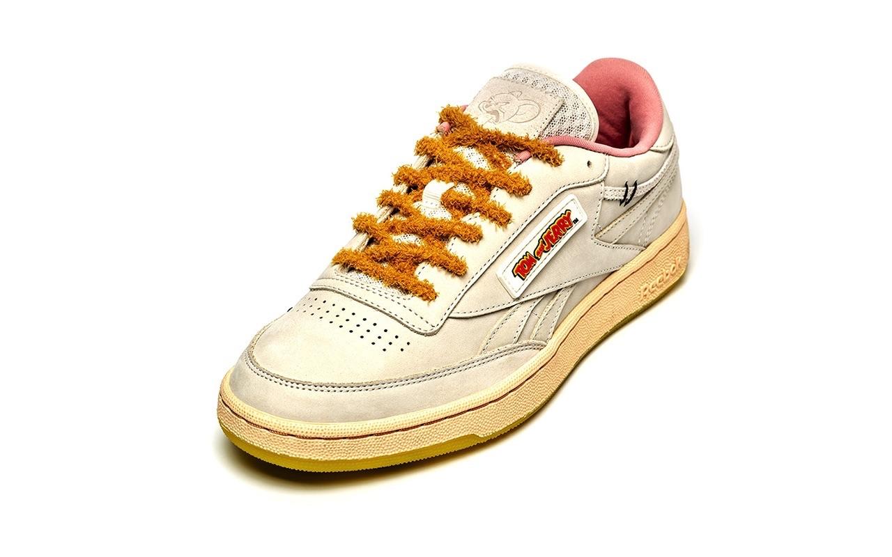 Reebok Tom and Jerry Footwear Capsule C