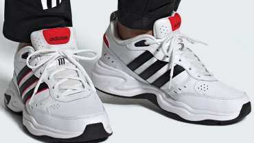 Adidas Strutter Wide Dad Shoes