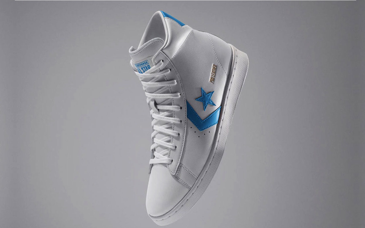 Converse '70s \u0026 '80s styles rehashed