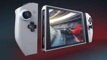Dell Alienware Concept UFO Like Nintendo Switch
