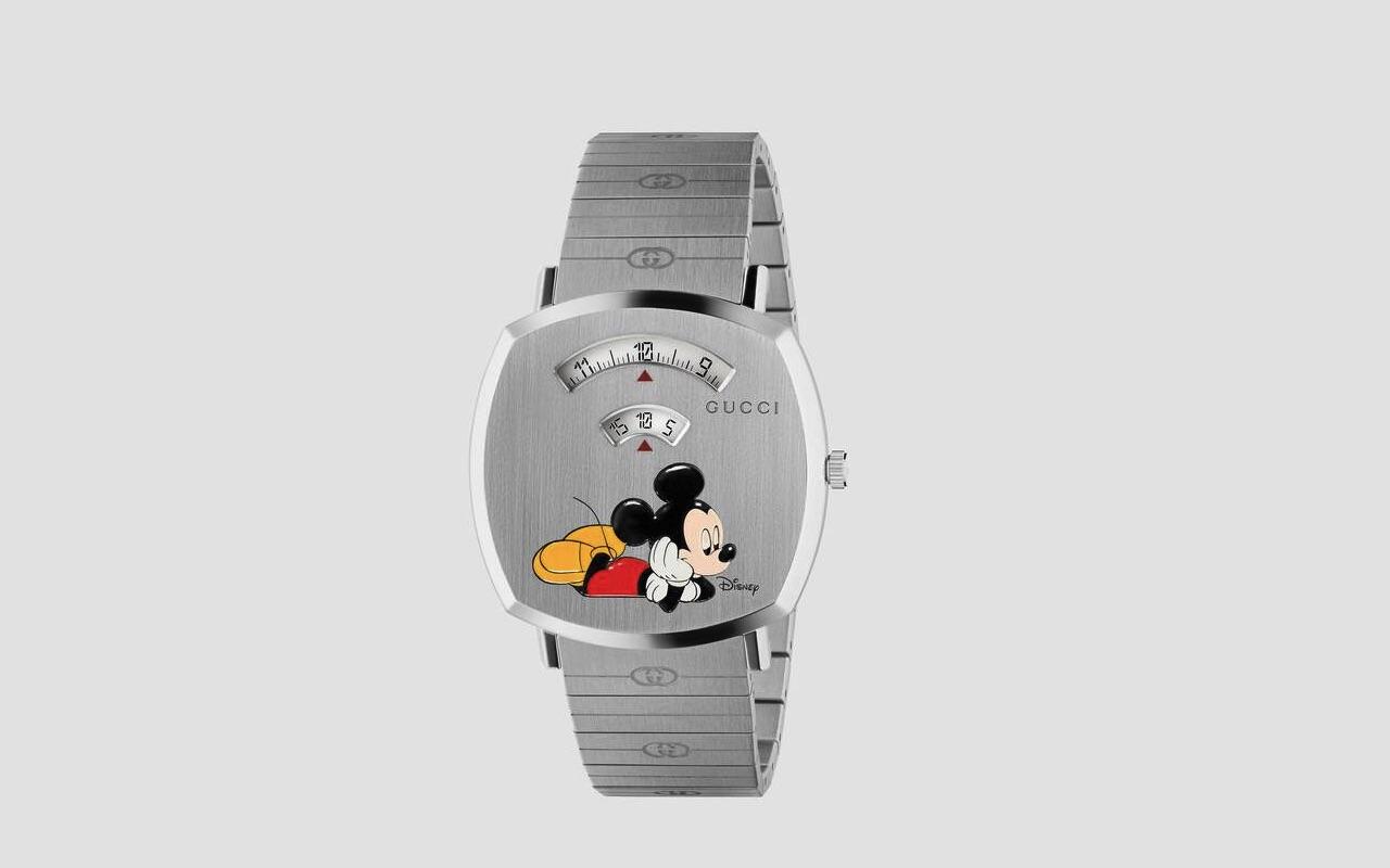 Disney Gucci Grip Watch 38mm