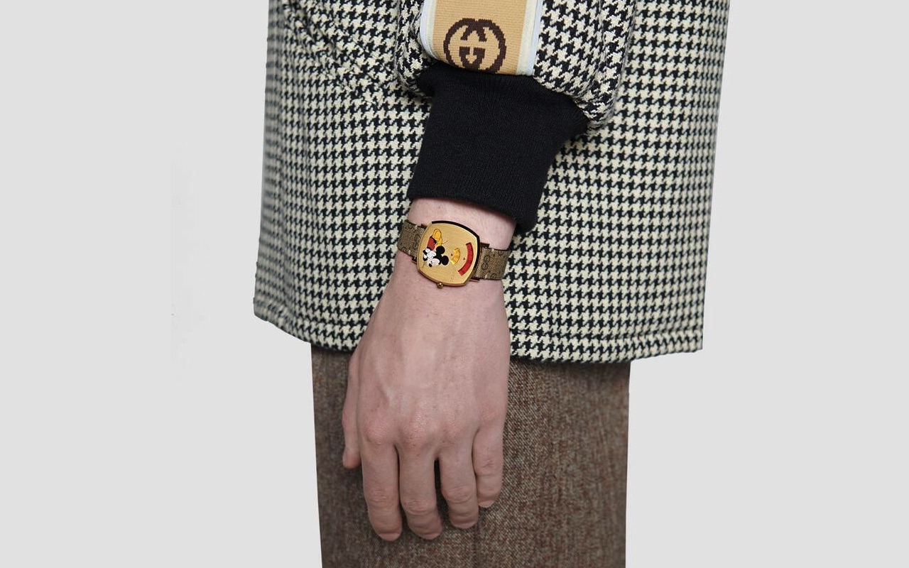 Gucci GG Disney Mickey Mouse Watch 4