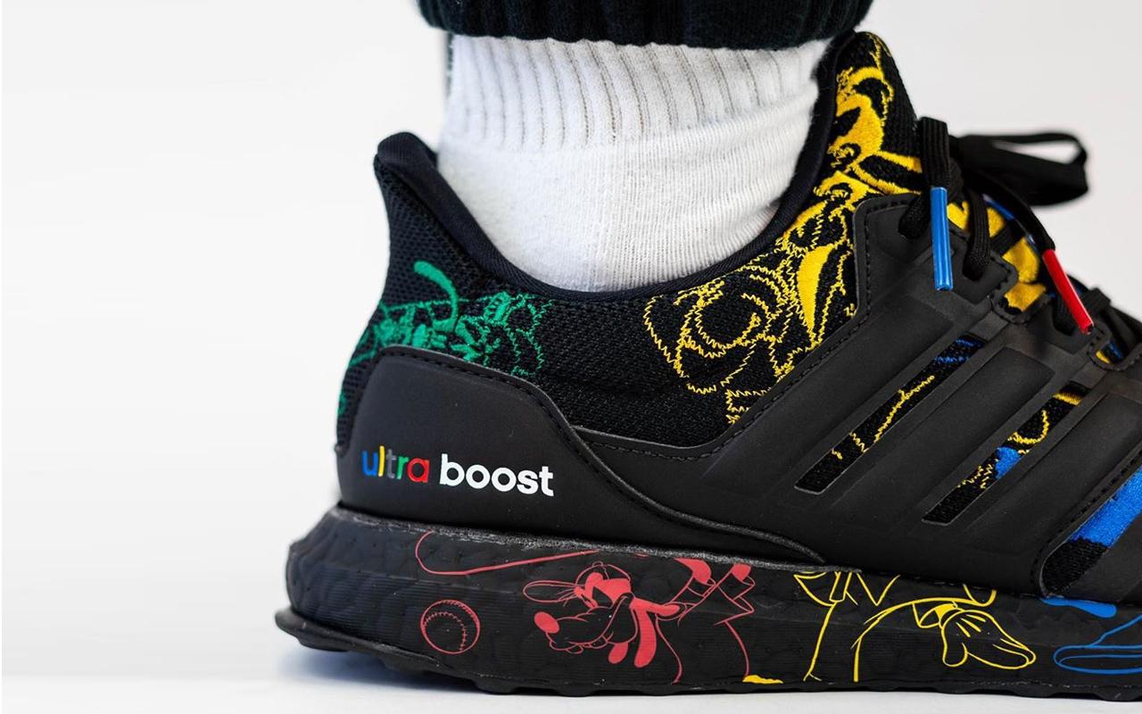 Disney x Adidas debut UltraBoost pair