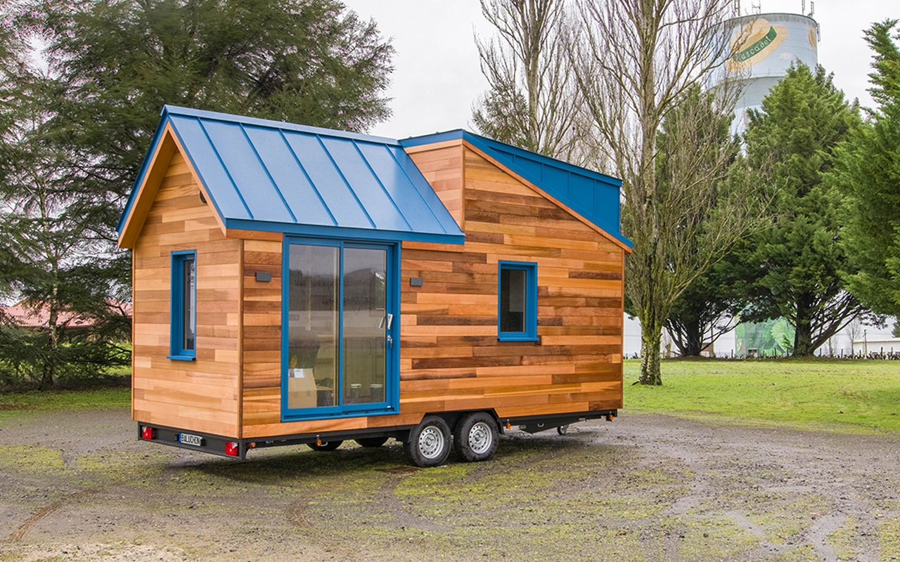Mogote Tiny house on wheels makes no spatial compromise - dlmag