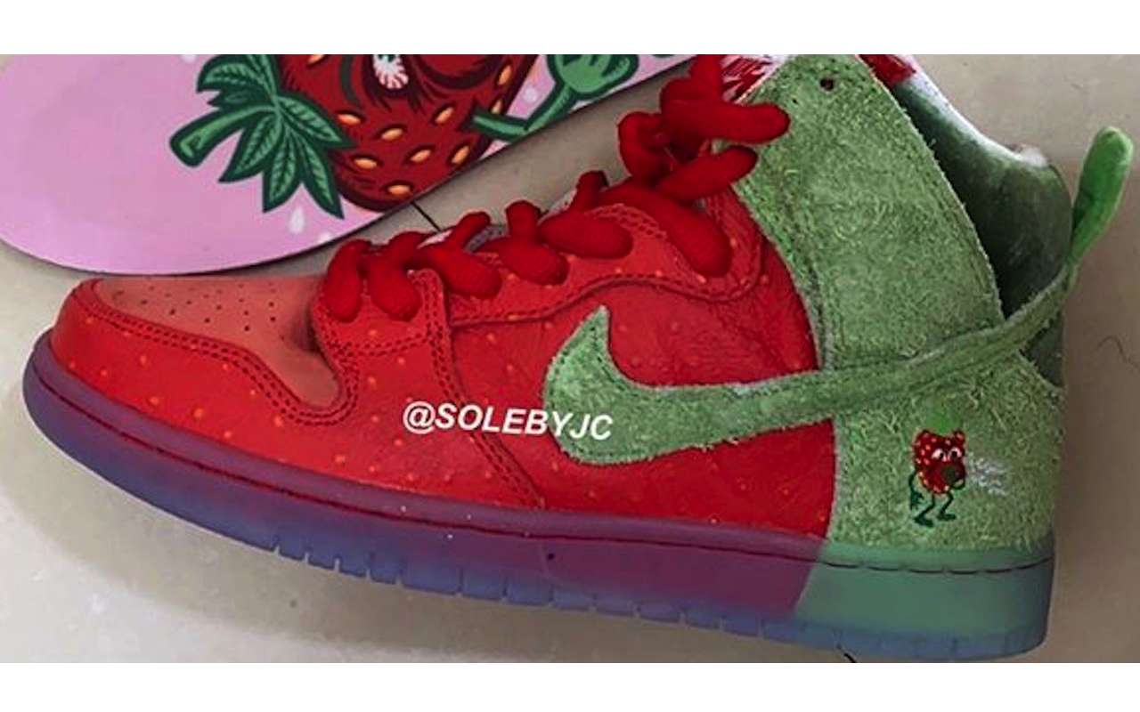Nike SB Dunk High Todd Bratrud