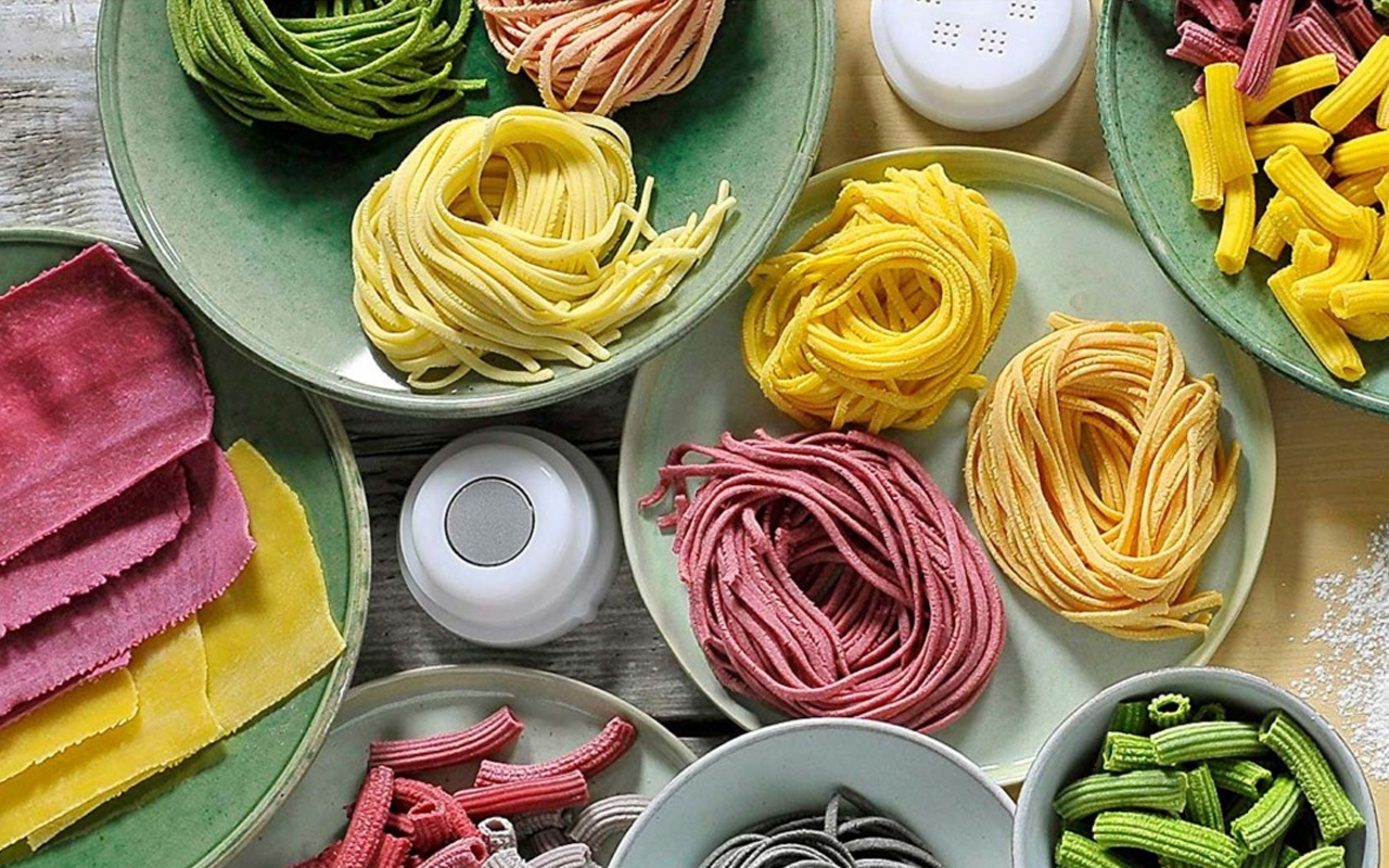 Philips Pasta Maker churns out fresh gluten-free pasta in ...