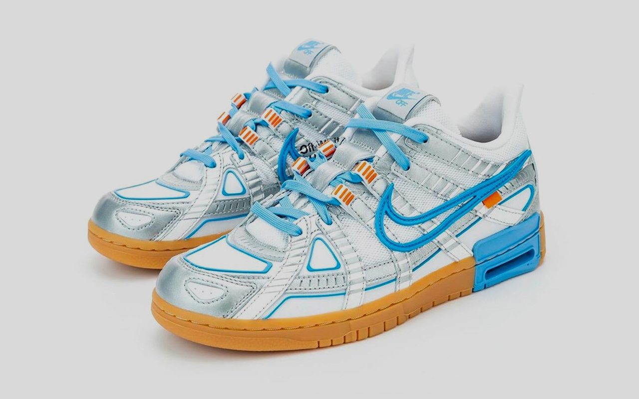 Off-White x Nike Air Rubber Dunk in