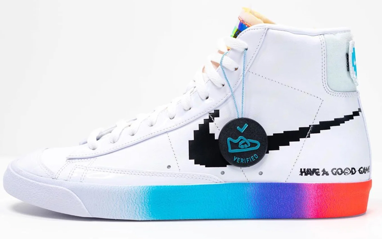 Nike is releasing video game-inspired