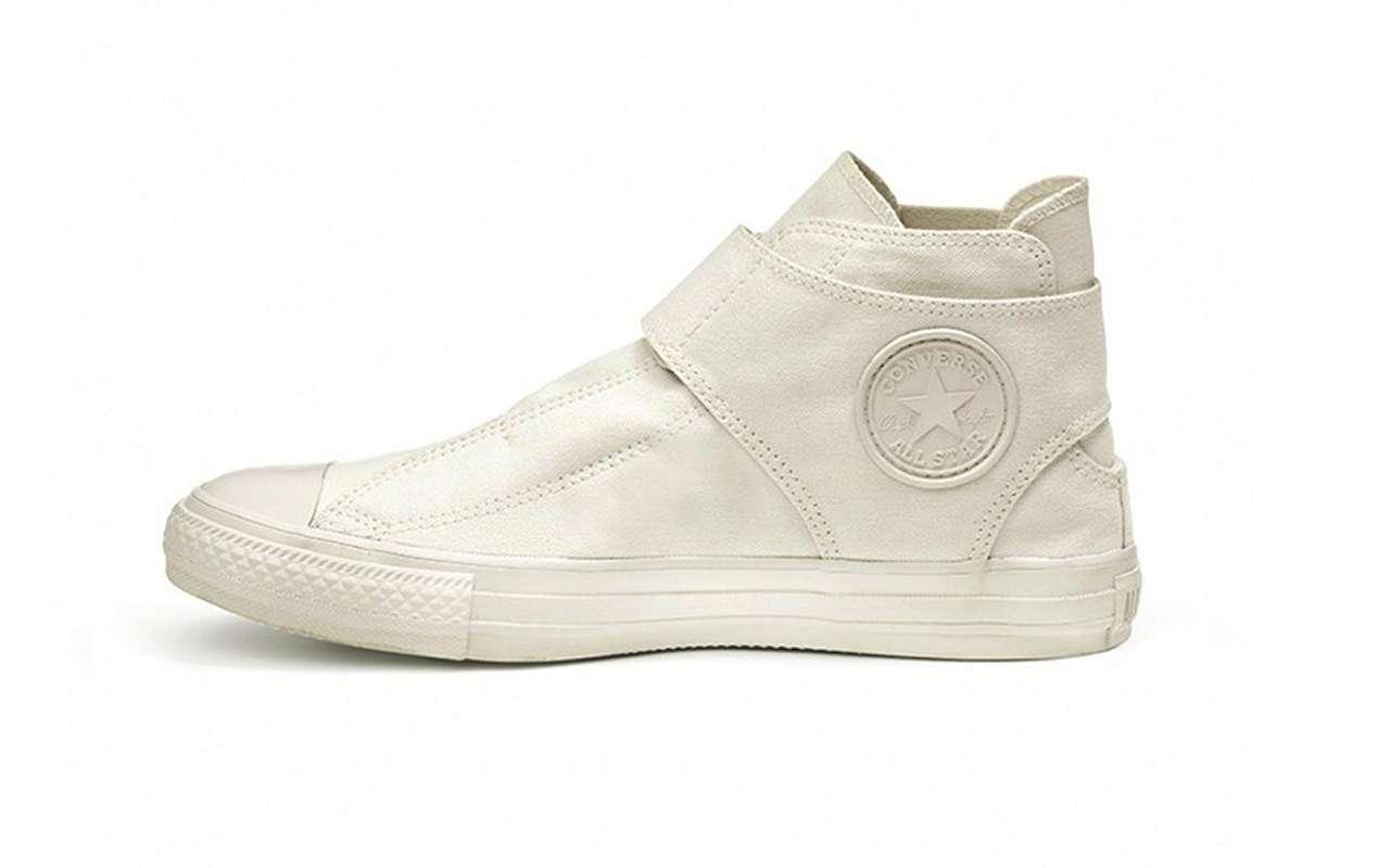 Converse Japan ALL STAR Spacebelt Hi White