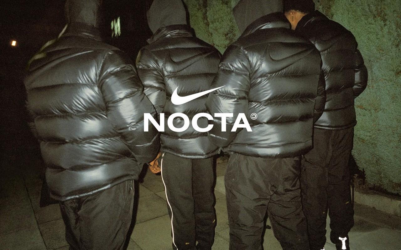 Nike Nocta Drake Black Jacket