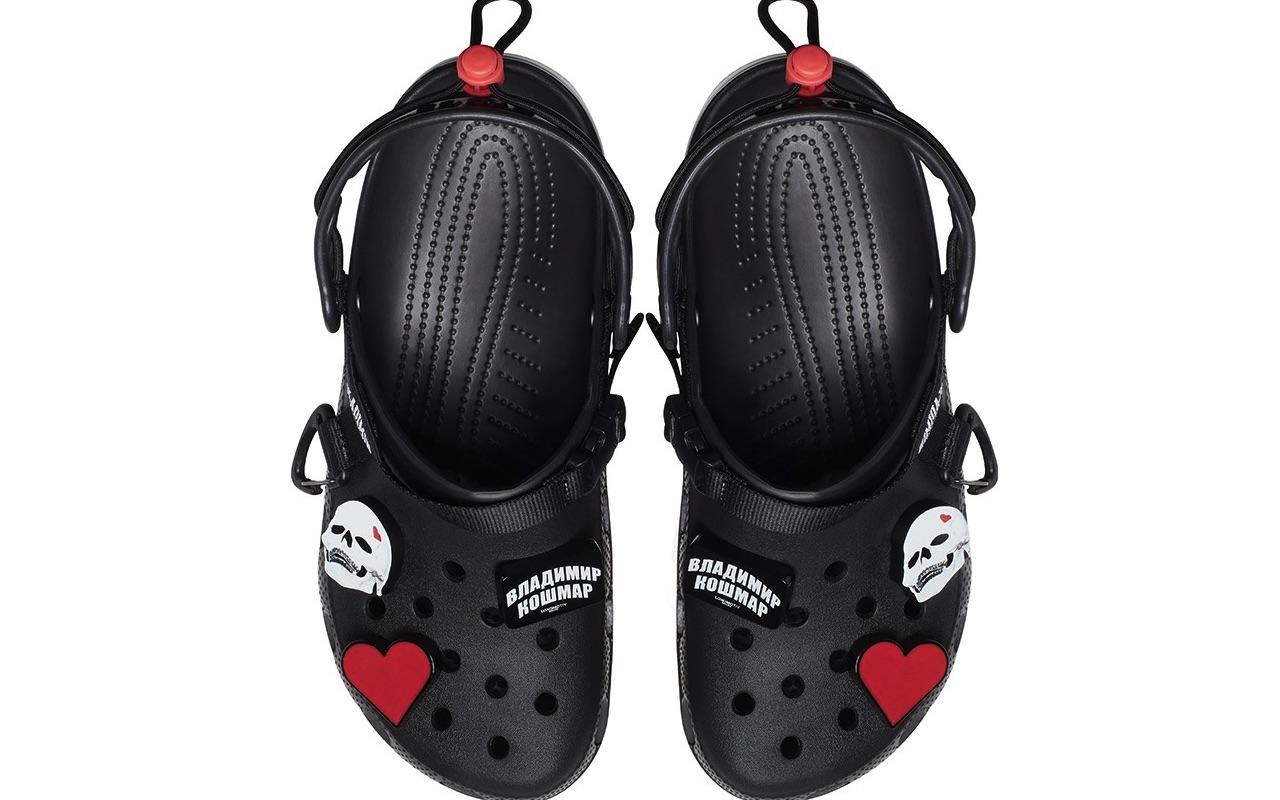 Crocs x Vladimir Cauchemar Price
