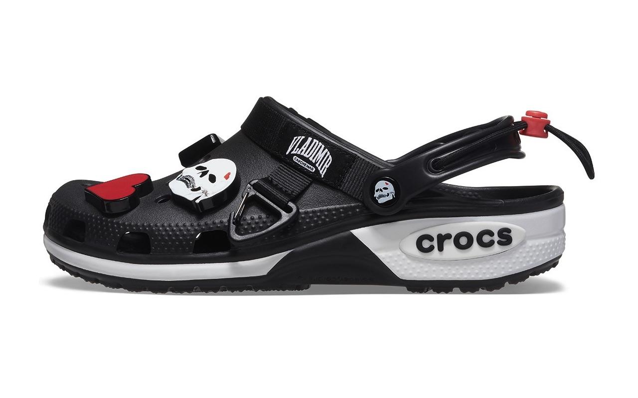Crocs x Vladimir Cauchemar Where to Buy