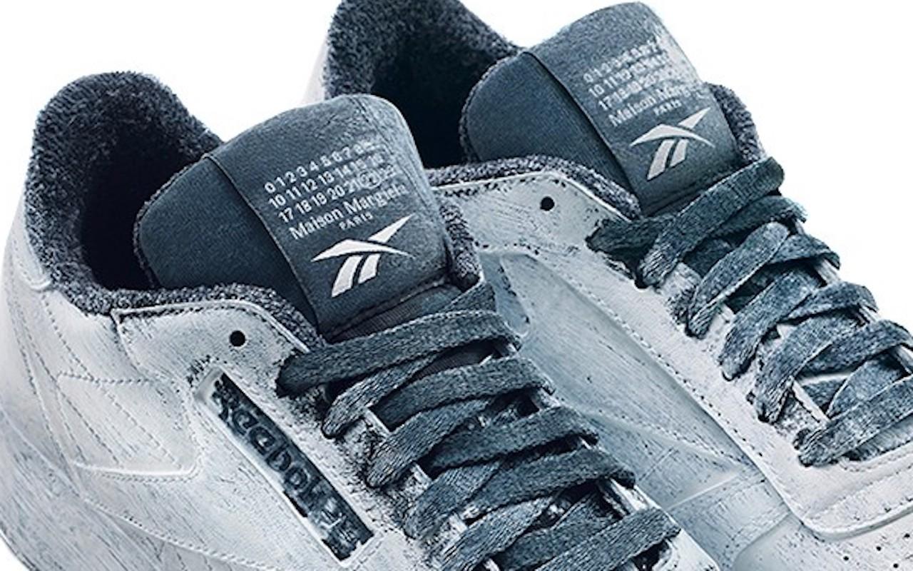 Maison Margiela Reebok Classic Leather Tabi Bianchetto Price