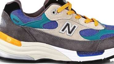 New Balance 992 Colorblock Colorway Pre-order